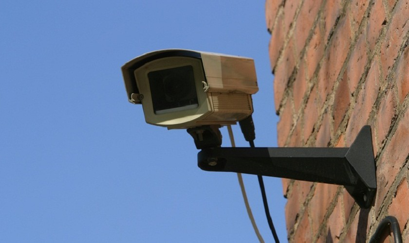 CC-TV-cameras